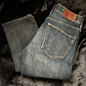 Madewell 24x31 Denim Jeans